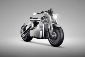 Your Fun Fleet! Curtiss Motorcycles Unveils Electric Concept Prototype