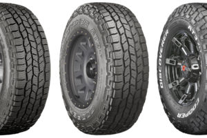 New Cooper Tires for All-terrain, SUVs and LD Pick-ups