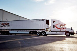New Ryder Commercial Fleet Management App