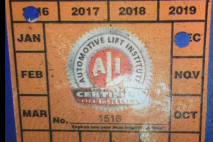 Counterfeit Lift Inspection Labels Found in NYC and Long Island
