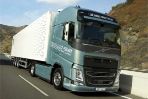 EU Aims for 30% CO2 Reduction by Trucks in 2030