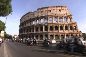 Rome Among Worst Cities in Europe for Road Safety, Traffic and Pollution