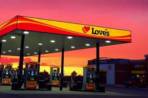 Love's Travel Stops Opens New Location in  Boyce, Louisiana