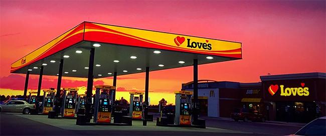 Love's Travel Stops Opens New Location in Boyce, Louisiana  Fleet News Daily