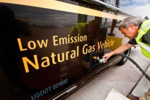 UPS Adds 700+ Vehicles to Natural Gas Fleet