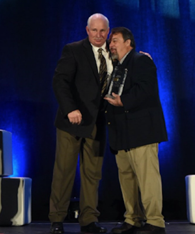 Ray Brisby, CAFM®, Receives NAFA's Excellence in Education Award
