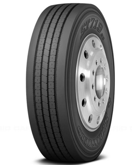 TBC Brands Debuts Sumitomo ST719 All Position Tire