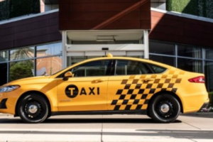 Ford Introduces Hybrid and Diesel Taxis