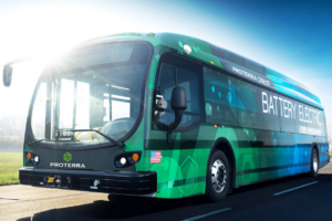 Proterra Enters Canadian Market with E-Bus Order from Toronto Transit
