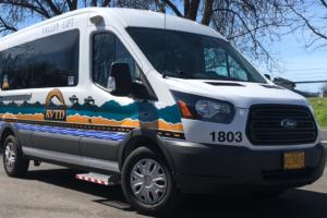 Oregon Transport Reports Big Gains with Electric Passenger Fleet