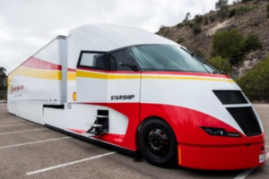 Special Camera Monitor System Featured on Starship Initiative Truck