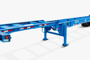 TRAC Intermodal Adds 2,000 Chassis to Gulf Region