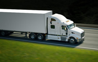 Trucking Index for April Reflects Good Seasonal Environment for Carriers