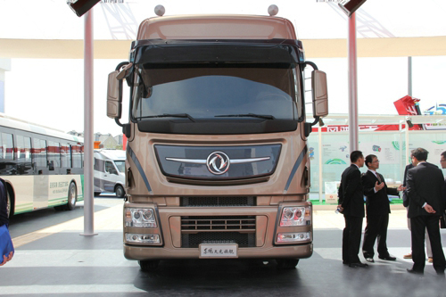 commercial vehicle