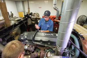 Volvo Trucks Expands Diesel Tech Training with College Partnerships
