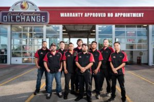 Valvoline Acquires Great Canadian Oil Change