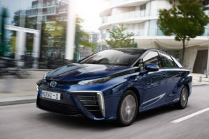 Toyota's Plan to Increase Hydrogen Fuel-Cell Vehicle Sales