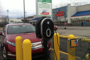 11 EV Charging Stations Installed in Tompkins County, NY State