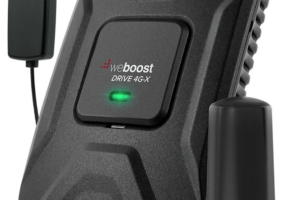 Cell Signal Booster for Connected Fleets