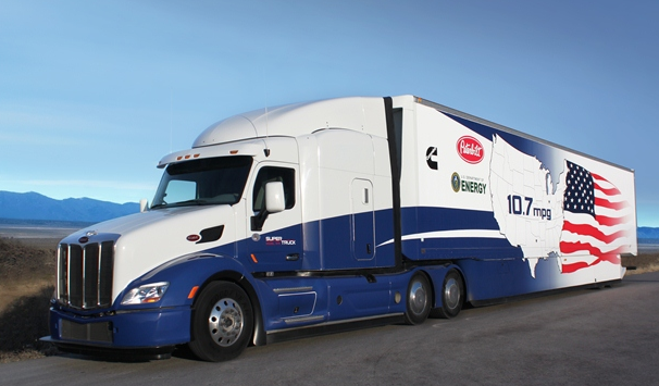 Hybrid Electric Long-haul Truck