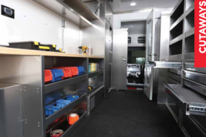 EZ STAK Announces New Van Body Interior Package Offering