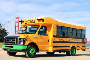 Nine California School Districts Select Motiv Power Electric School Buses