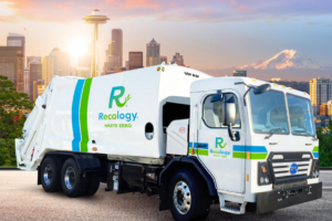 Seattle Rolls with First Electric Refuse Trucks
