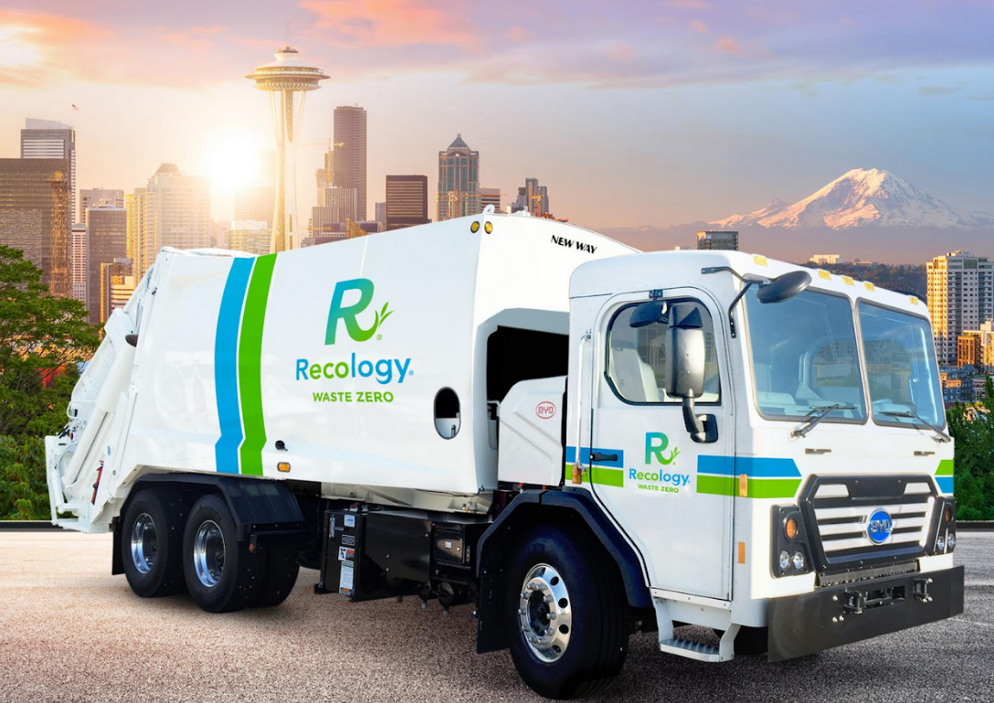 electric refuse trucks
