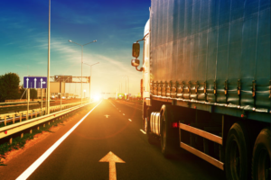 Spot Truckload Rates Decline from Record Highs