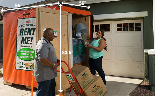 U Haul Offers Free Storage and U Box to Iowa Tornado Victims