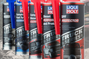 New Additive Line for Pick-up Trucks from Liqui Moly