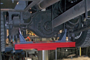 Stertil-Koni Debuts New Vehicle Lift Adapter Kits for Buses and Trucks