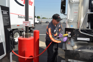 Class 8 Natural Gas Truck Retail Sales Down 18% YTD May 2018