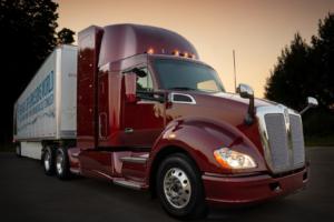 Toyota Debuts Gen 2 Hydrogen Fuel Cell Class 8 Electric Truck
