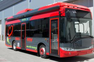 Meet an Award Winning Electric Bus Blood-Donation Center