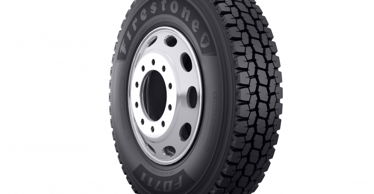 Bridgestone Introduces Firestone Fd711 Drive Tire Fleet