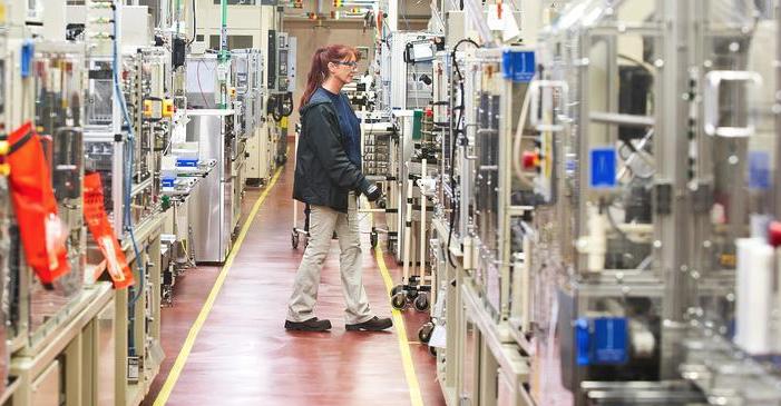 DENSO manufacturing facility
