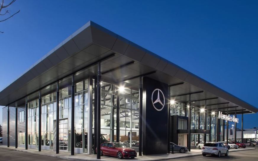 mercedes-benz dealership