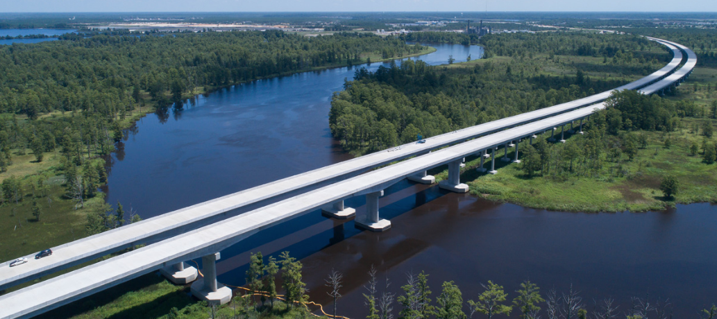 Wilmington Bypass, NC