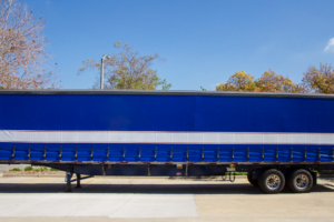 Utility Trailer Manufacturing Announces New Curtain for Tautliner® Curtainsided Trailer