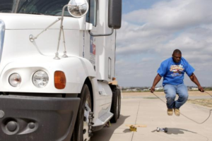 Driver Wellness Steps Up Profile at GATS