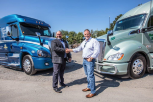 Leavitt's Freight  Merges with Central Oregon Truck Company