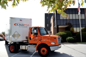 A. Duie Pyle Starts Construction on Logistics Center in Maryland