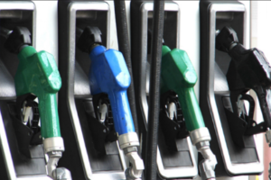 Gas and Diesel Prices Edge Down
