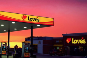Love's Travel Stops Adds 74 New Jobs and Truck Parking to Oregon