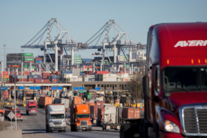 Freight'sVolume Strong, Pricing Even Stronger