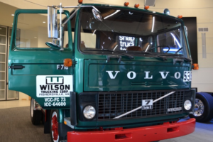 Volvo Trucks Salutes First Vehicle Built at New River Valley Facility