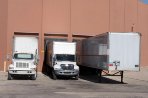 Spot Freight Rates, Still High, Slide Again