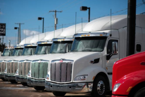 Big Rig Orders Up, Supply Chains Can't Keep Pace