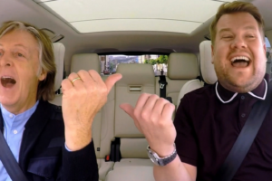 Top Brands Sung About in Car Karaoke Now Revealed